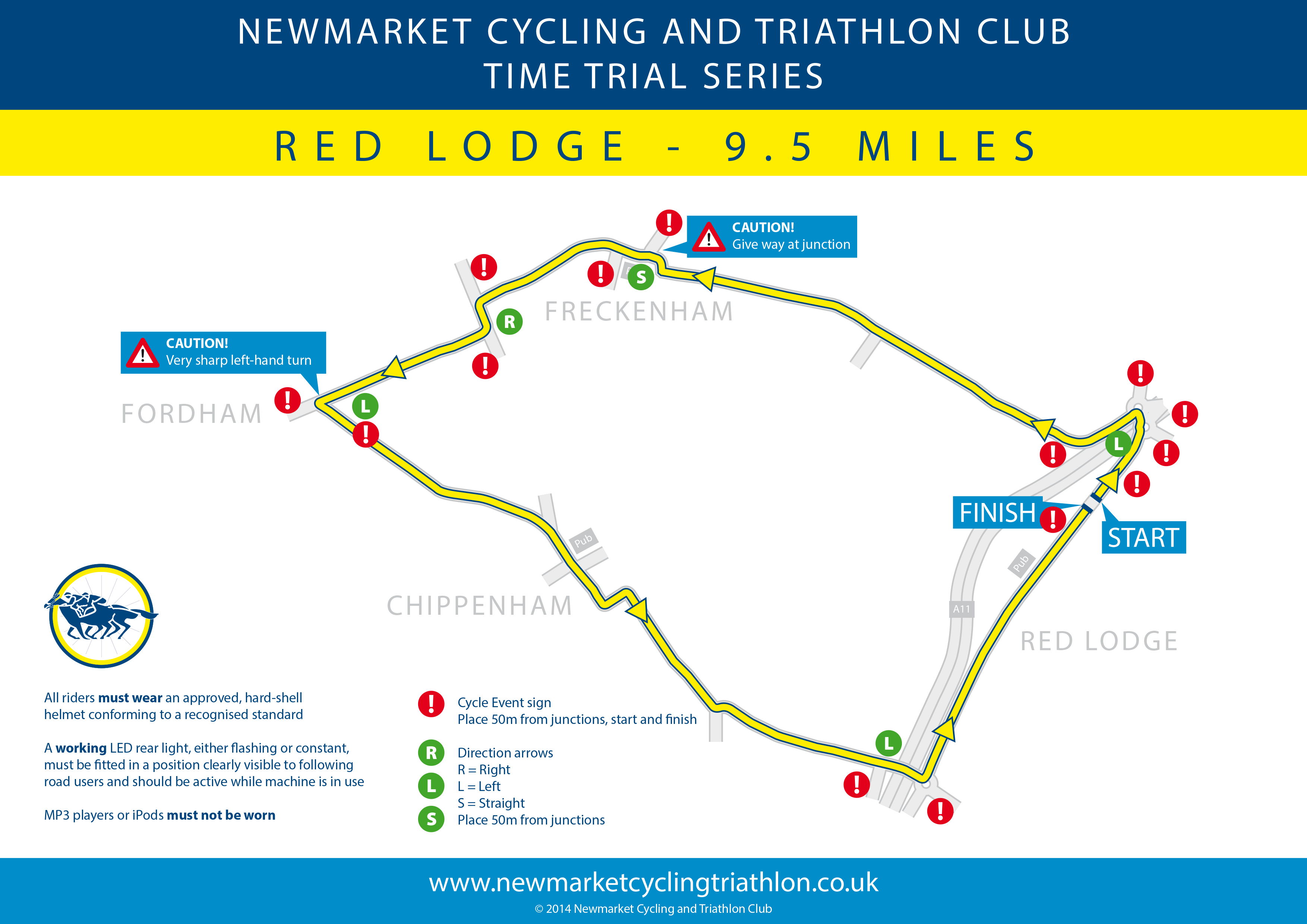NCTC Red Lodge TT route